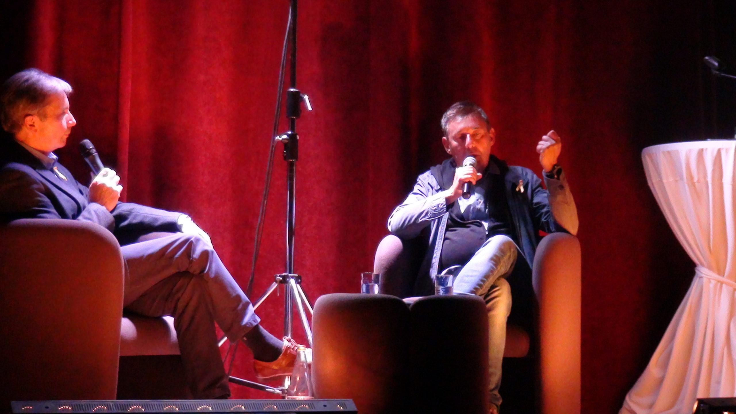 Interview Rudi Vranckx