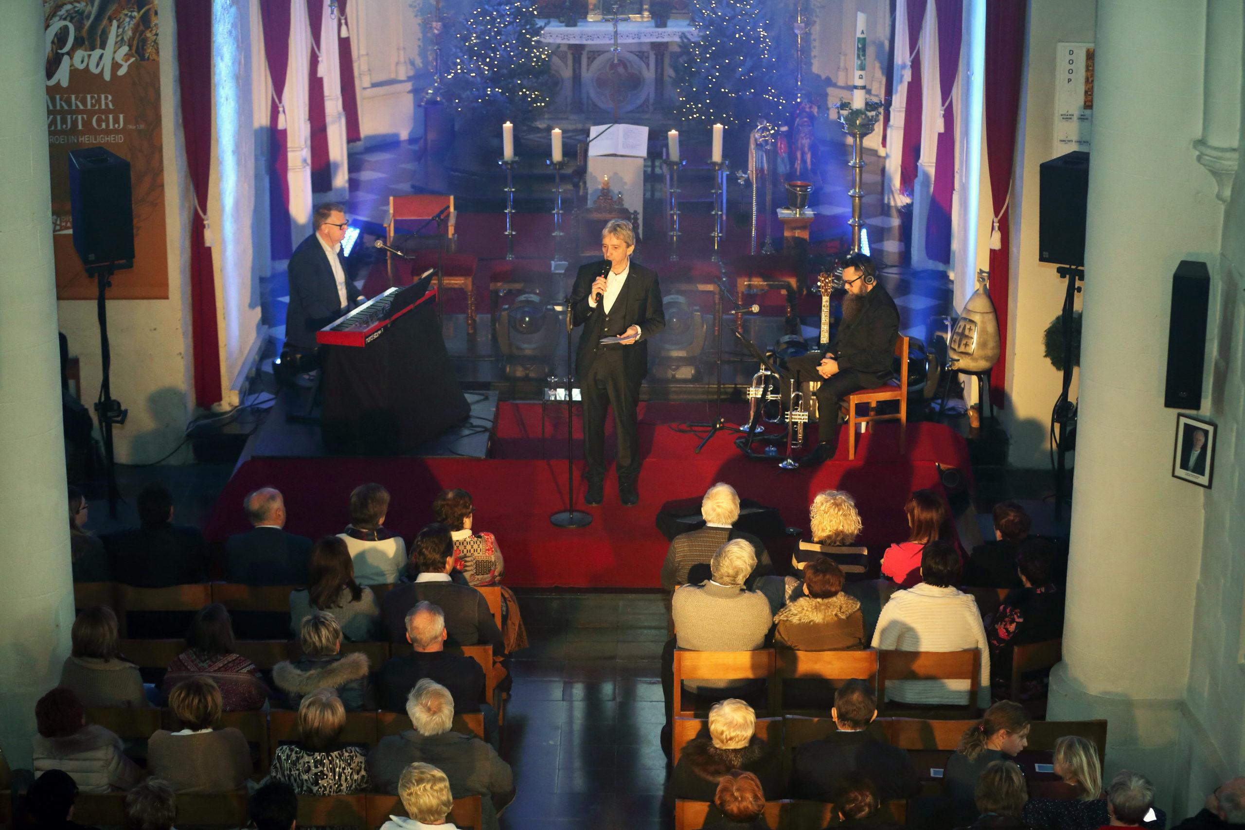 Organisatie Lisa Del Bo kerstconcert 2